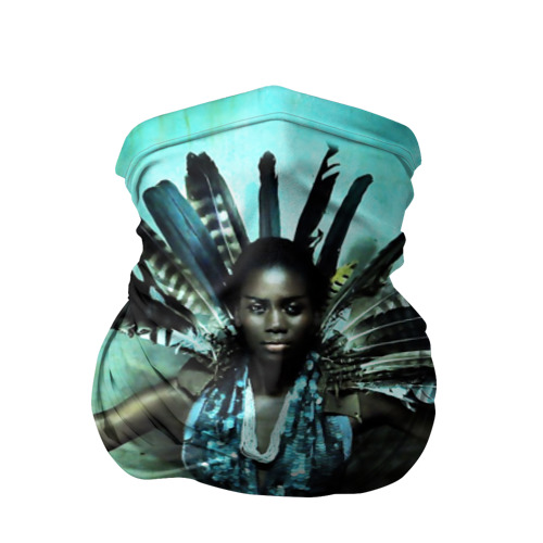 Африканская девушка