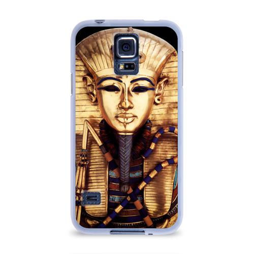 Чехол для Samsung Galaxy S5 силиконовый  Фото 01, Хатшепсут
