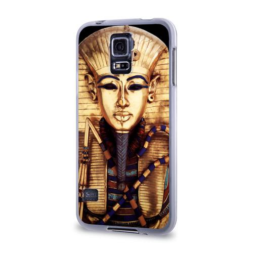 Чехол для Samsung Galaxy S5 силиконовый  Фото 03, Хатшепсут