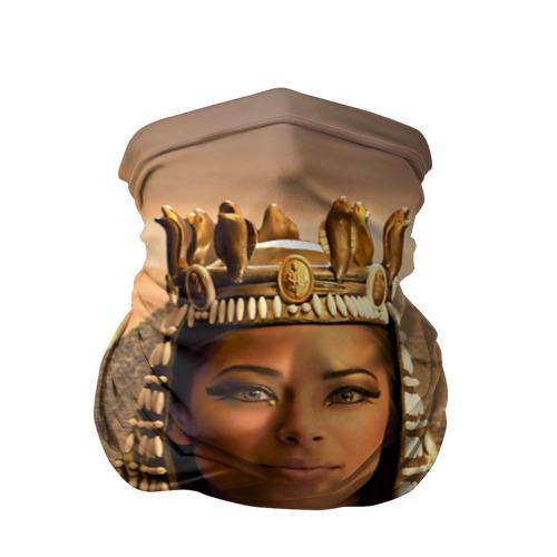 Бандана-труба 3D Клеопатра
