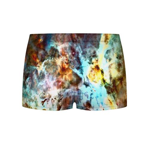 Мужские трусы 3D  Фото 02, Вселенная