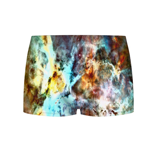 Мужские трусы 3D  Фото 01, Вселенная