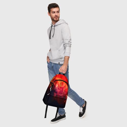Рюкзак 3D Абстракция Фото 01