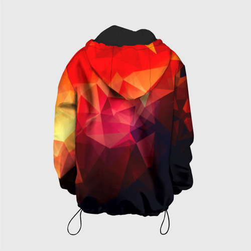 Детская куртка 3D Абстракция Фото 01