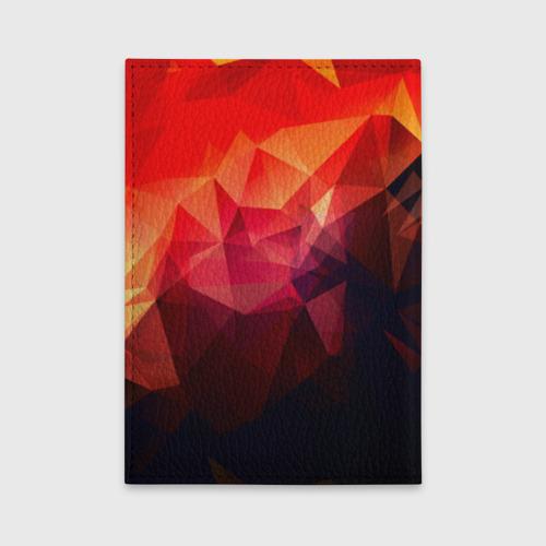 Обложка для автодокументов Абстракция Фото 01