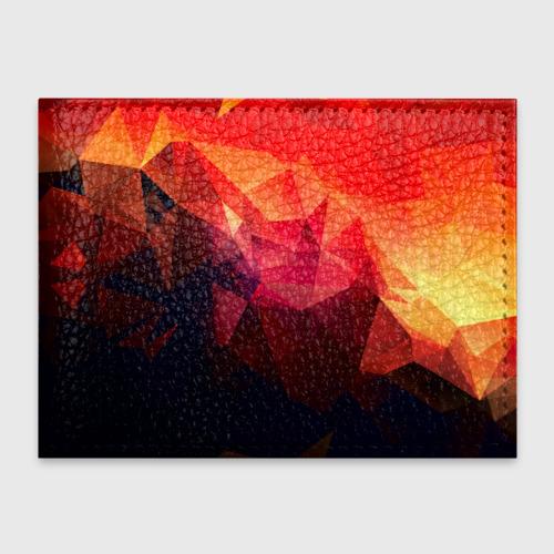 Обложка для студенческого билета Абстракция Фото 01