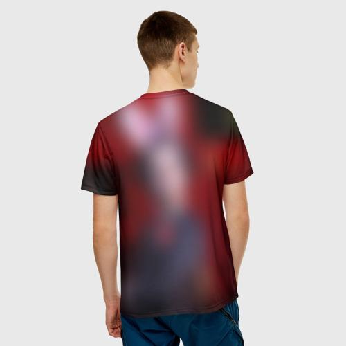Мужская футболка 3D Грин Дей Фото 01