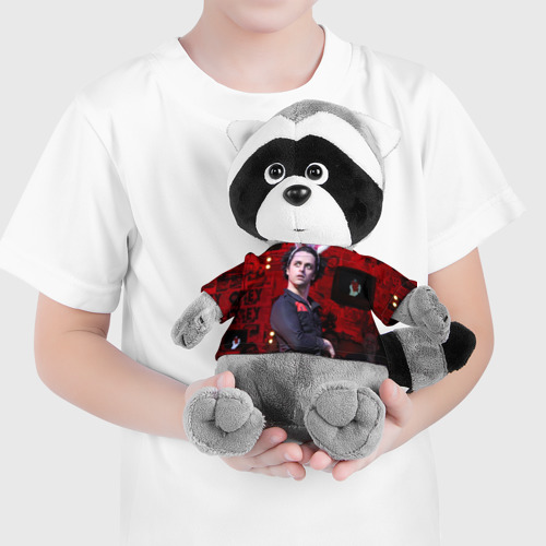 Енотик в футболке 3D Грин Дей Фото 01