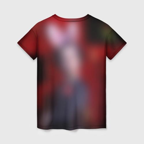 Женская футболка 3D Грин Дей Фото 01