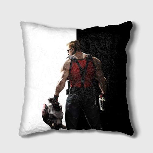 Подушка 3D Duke Nukem от Всемайки