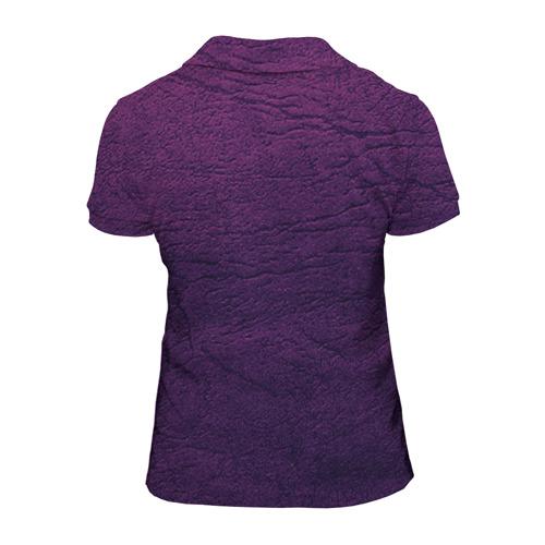 Женская рубашка поло 3D Совушка Фото 01
