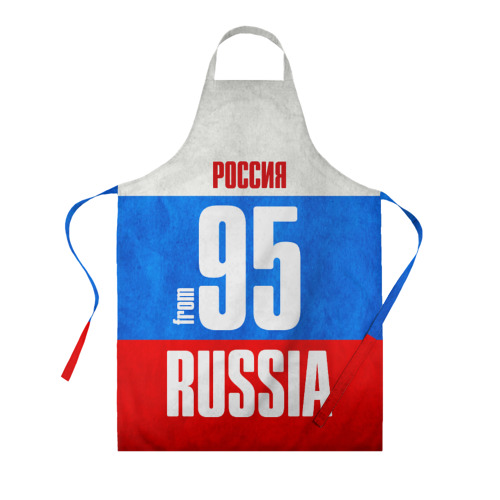 Фартук 3D Russia (from 95)
