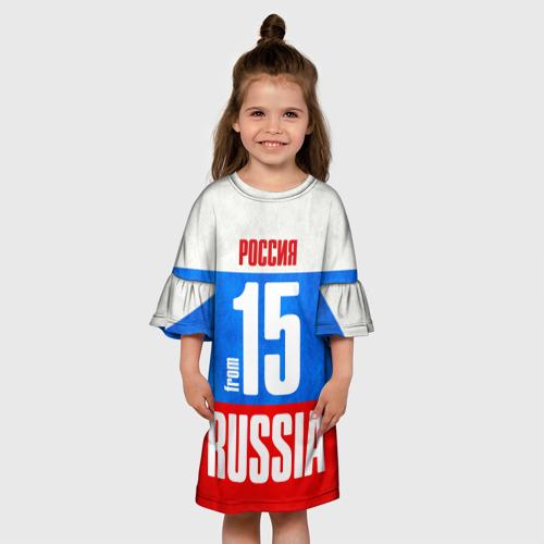 Детское платье 3D  Фото 01, Russia (from 15)