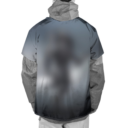 Накидка на куртку 3D  Фото 02, Wild Hunt
