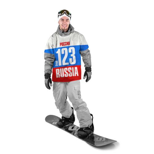 Накидка на куртку 3D  Фото 03, Russia (from 123)