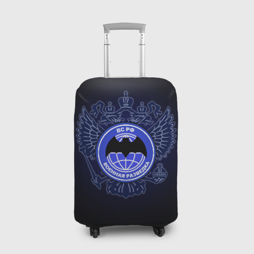 Чехол для чемодана 3D Военная разведка Фото 01