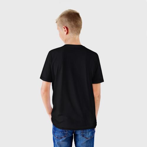 Детская футболка 3D Военная разведка Фото 01