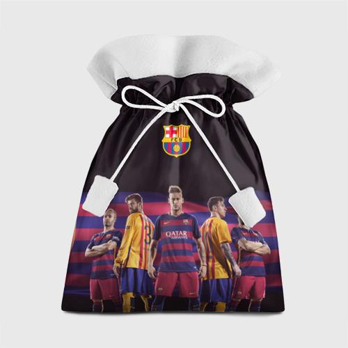 Подарочный 3D мешок ФК Барселона
