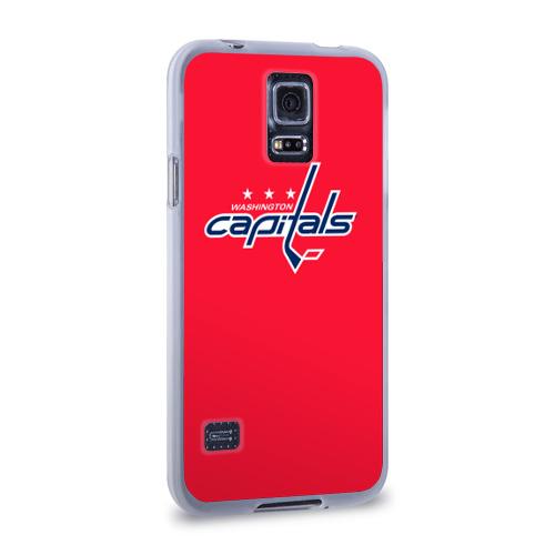 Чехол для Samsung Galaxy S5 силиконовый  Фото 02, Washington Capitals Ovechkin
