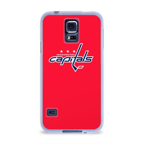 Чехол для Samsung Galaxy S5 силиконовый  Фото 01, Washington Capitals Ovechkin