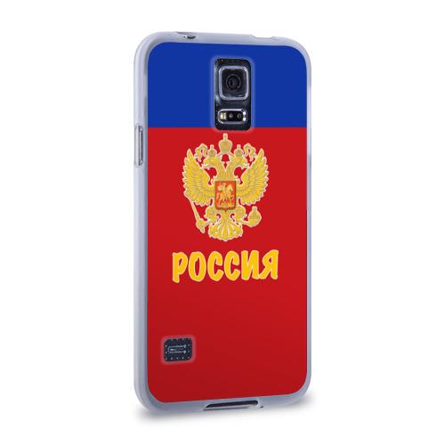 Чехол для Samsung Galaxy S5 силиконовый  Фото 02, Сборная России по Хоккею