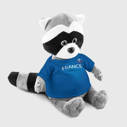 Енотик в футболке 3D  Фото 03, Сборная Франции 2016
