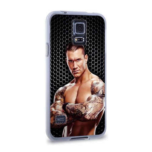 Чехол для Samsung Galaxy S5 силиконовый  Фото 02, Randy Orton