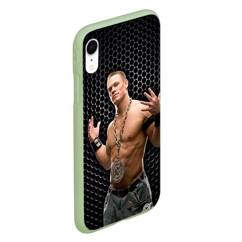 Чехол для iPhone XR матовый John Cena Фото 01
