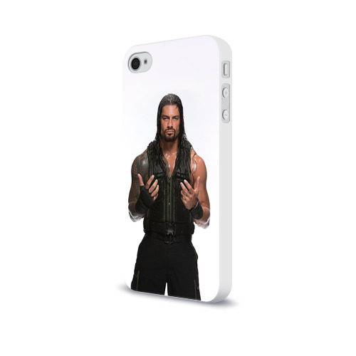 Чехол для Apple iPhone 4/4S soft-touch  Фото 03, Roman Reigns