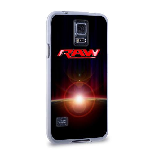 Чехол для Samsung Galaxy S5 силиконовый  Фото 02, RAW