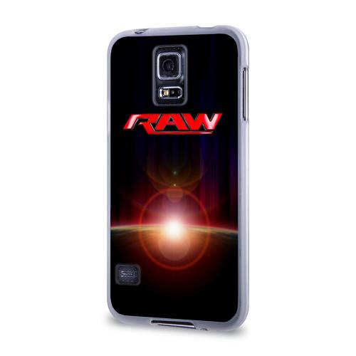 Чехол для Samsung Galaxy S5 силиконовый  Фото 03, RAW