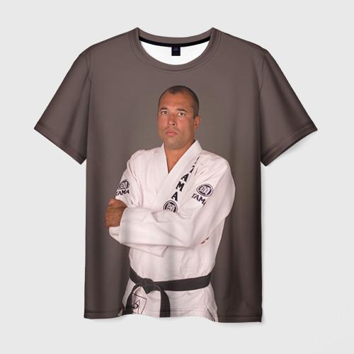 Мужская футболка 3D Грейси Ройс