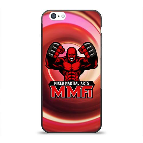 Чехол для Apple iPhone 6 силиконовый глянцевый MMA