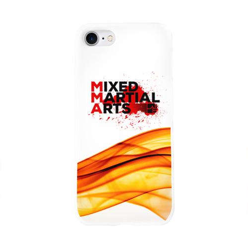 Чехол для Apple iPhone 8 силиконовый глянцевый  Фото 01, MMA 1