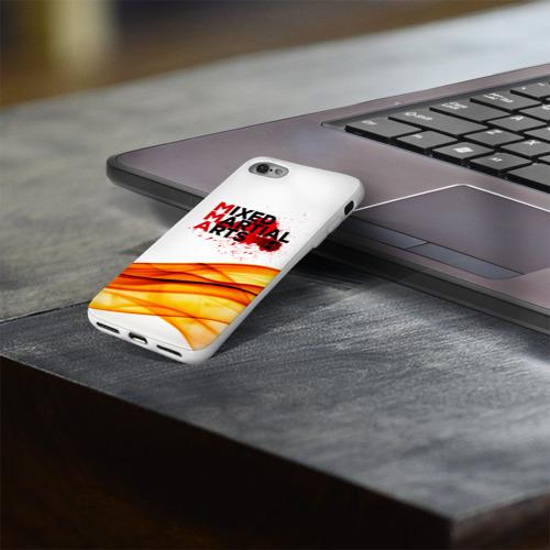 Чехол для Apple iPhone 8 силиконовый глянцевый  Фото 03, MMA 1