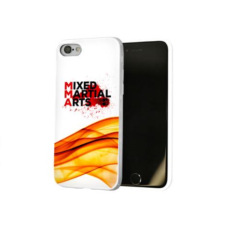 Чехол для Apple iPhone 8 силиконовый глянцевый  Фото 02, MMA 1