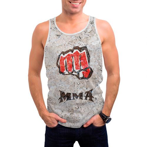Мужская майка 3D  Фото 03, MMA 2