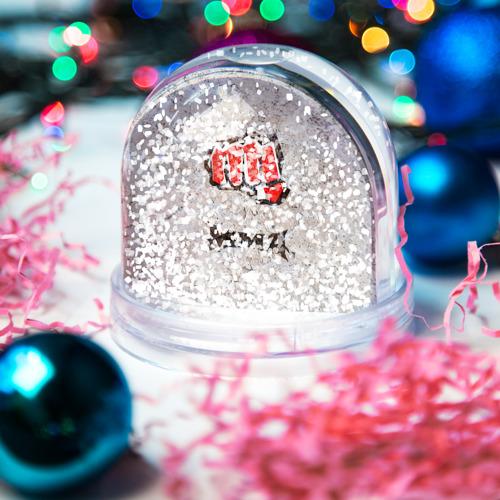 Водяной шар со снегом  Фото 04, MMA 2