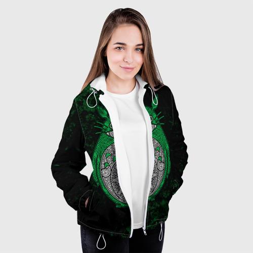 Женская куртка 3D  Фото 04, Тоторо