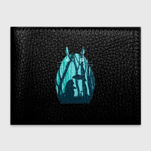 Обложка для студенческого билета Тоторо в лесу Фото 01