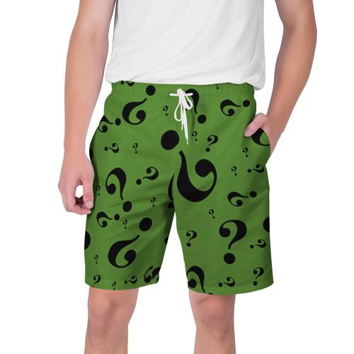 Мужские шорты 3D Загадочник