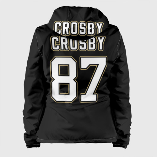 Женская куртка 3D  Фото 02, Pittsburgh Penguins Crosby