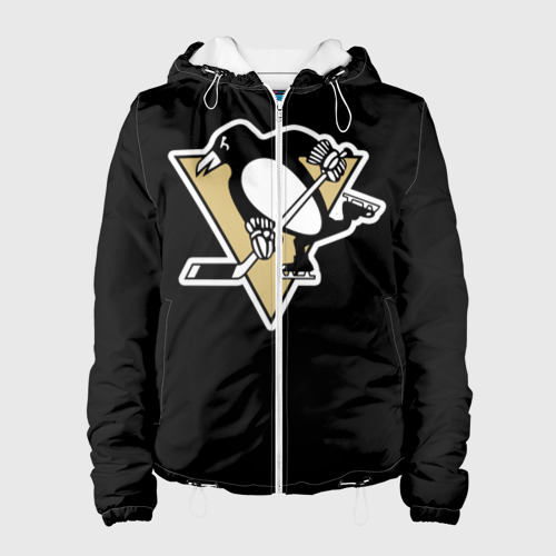 Женская куртка 3D  Фото 01, Pittsburgh Penguins Crosby