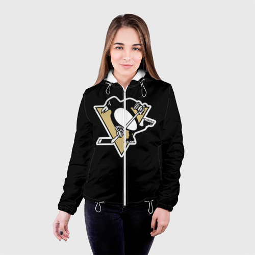 Женская куртка 3D  Фото 03, Pittsburgh Penguins Crosby