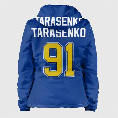 Женская куртка 3D  Фото 02, Saint louis blues Tarasenko 91