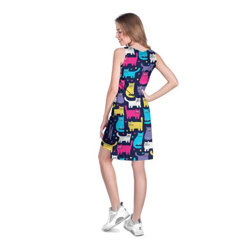 Платье-майка 3D  Фото 04, Котятки