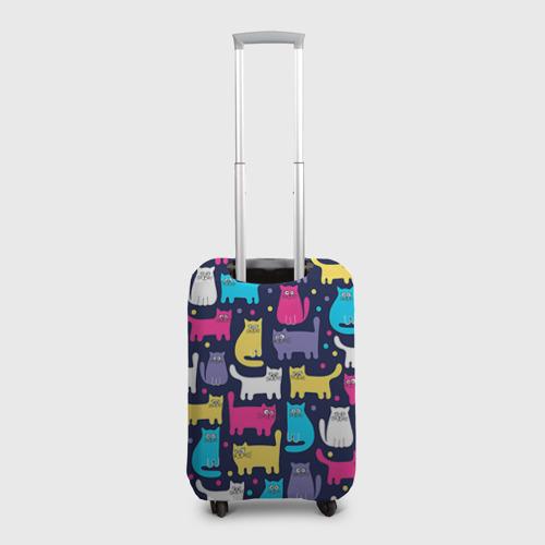 Чехол для чемодана 3D  Фото 02, Котятки