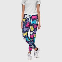 Женские брюки 3DКотятки