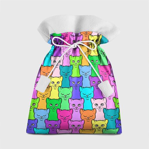 Подарочный 3D мешок Котятушки