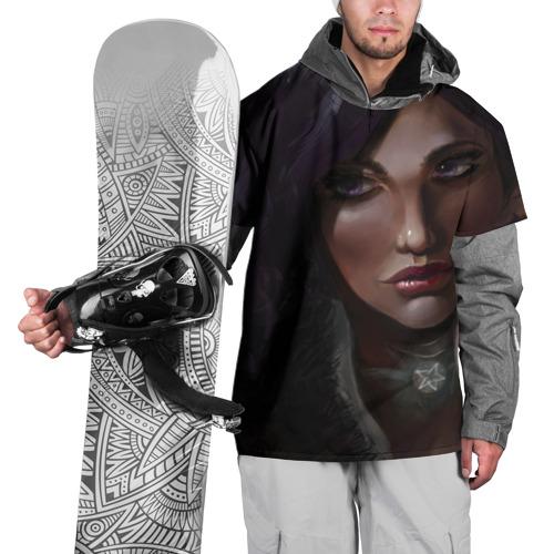 Накидка на куртку 3D  Фото 01, Йеннифер
